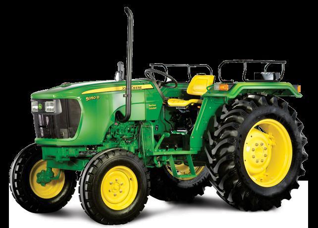tractor info  john deere 5050 d