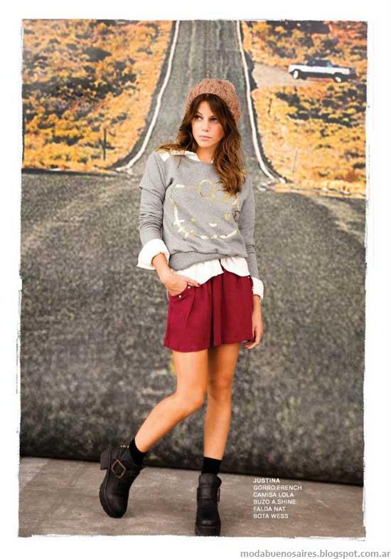 47 Street invierno 2013 moda