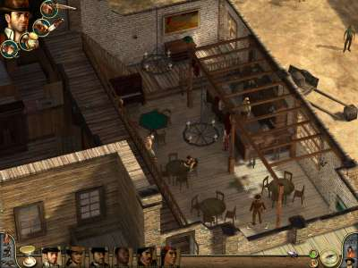 Western Commandos : La Revanche de Cooper pc