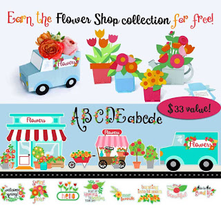 Flower Shop Collection - Offer valid from April 15th - May 27th