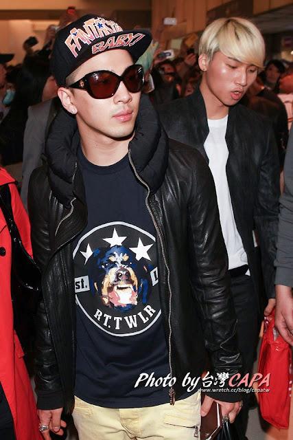 BIGBANG in Taiwan