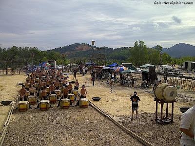 皇宫灿烂 林德荣 Once Upon A Time Jack Lim drummers