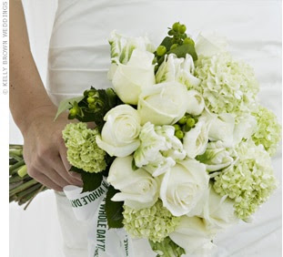 Camellias Wedding Bouquets