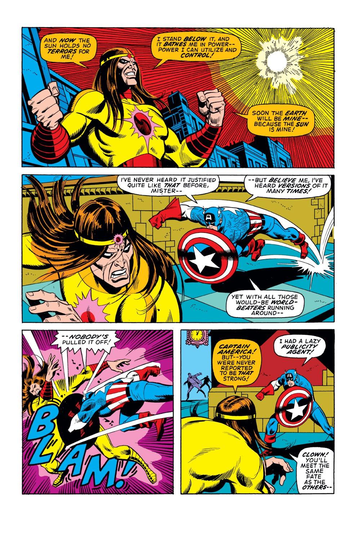 Captain America (1968) Issue #160 #74 - English 14