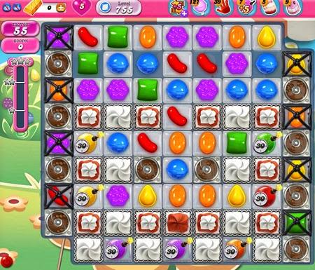 Candy Crush Saga 725