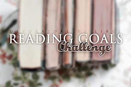 Reading Goals Challenge 2017