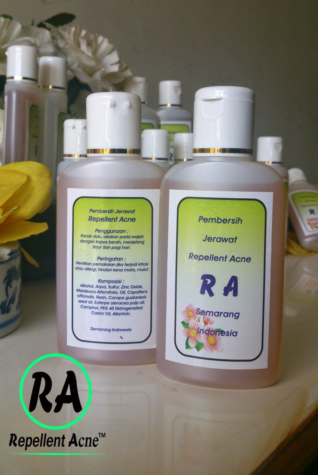 obat jerawat kulit berminyak alami