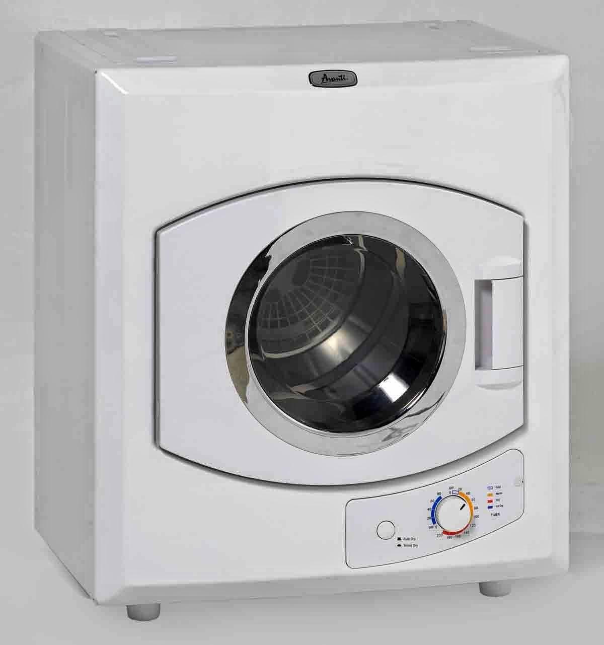 Washer Dryer In One Part - 36: Avanti 110-Volt Automatic Dryer