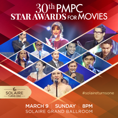 30th PMPC Star Awards for movies full list of winners