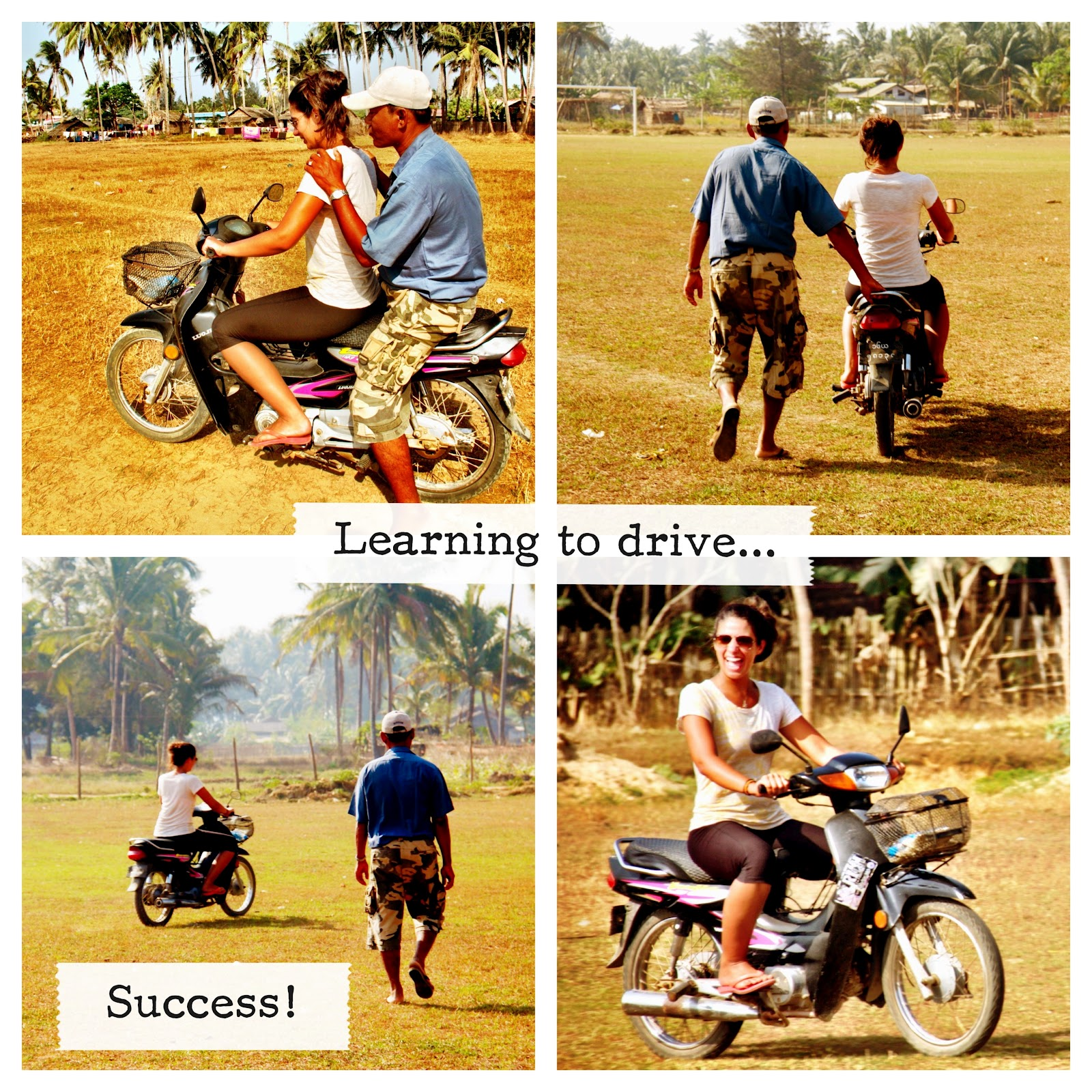 where to learn how to drive a motorcycle