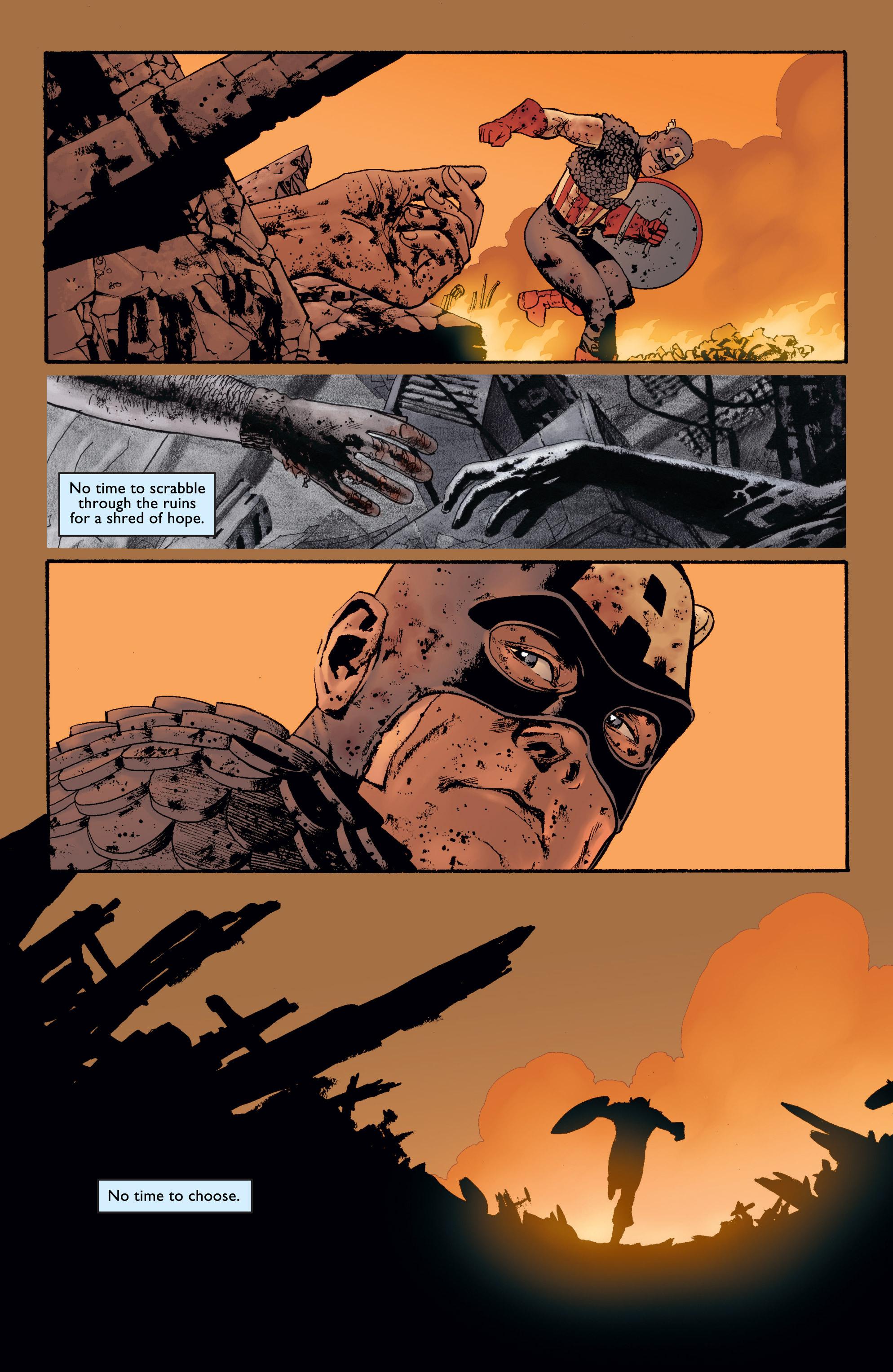 Captain America (2002) Issue #3 #4 - English 13
