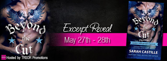 Excerpt Reveal: Beyond the Cut by Sarah Castille