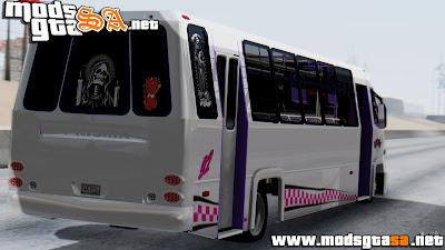 SA - Ford F-550 Prisma Microbus Hidromex