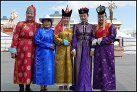 Mongolian Traditional Costume
