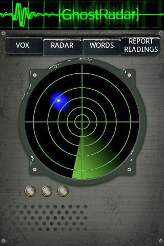 Ghost Radar®: LEGACY v3.5.3