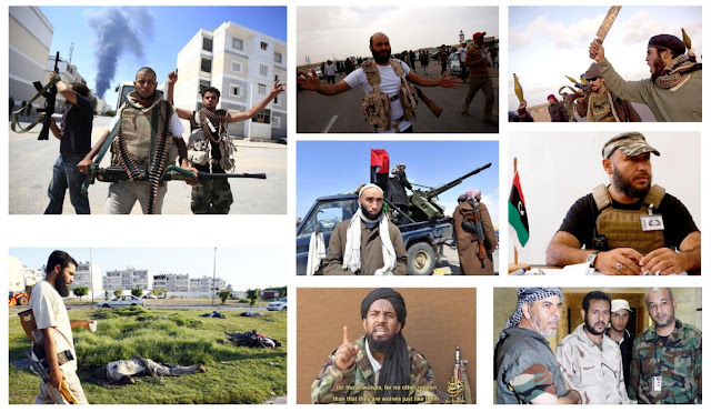 Libya & Mali, Good extremists & Bad extremists LIFG Libyas Bearded Militantssmall