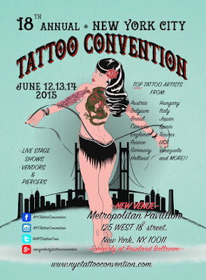 convention de tatouage 2015 - Convention de Tatouage de TOULOUSE
