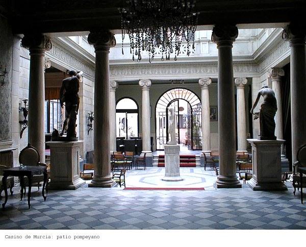 Marzua estilo neocl sico en decoraci n Estilo clasico diseno de interiores