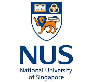 Logo đại học quốc gia Singapore