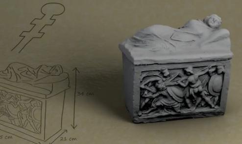 Etruschi in 3D in Umbria