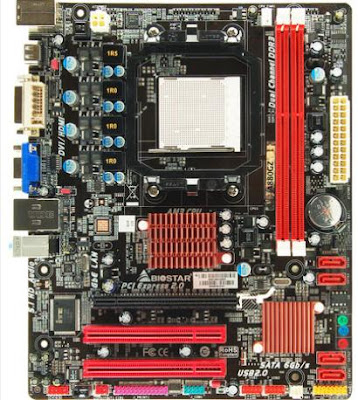 Biostar A880GZ