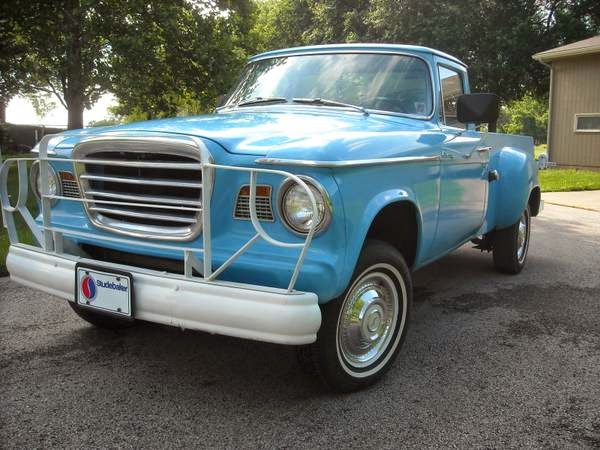1960 studebaker champ pickup auto restorationice