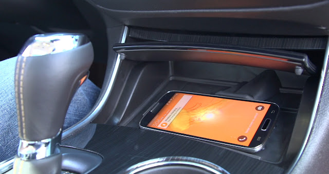 Chevy Introduces The Active Phone Cooling System
