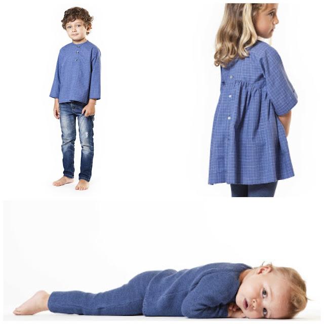 Moda Infantil Handmade: La Casita del Palomar
