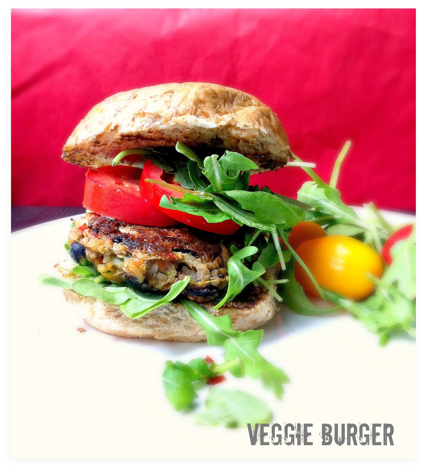Feeding the Foodie: The Ultimate Veggie Burger