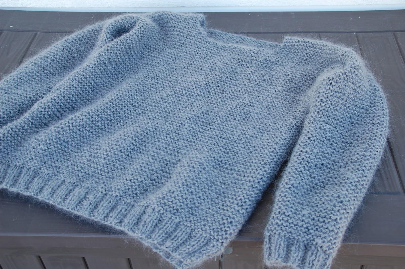 skappel genser garn