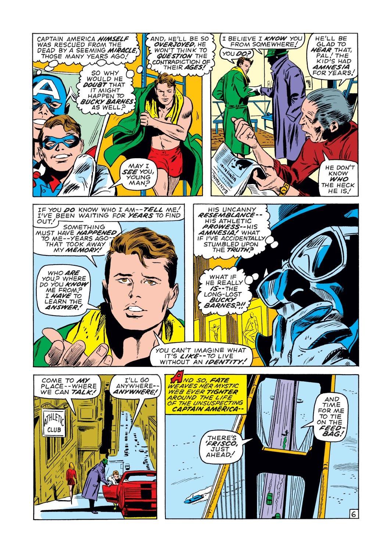 Captain America (1968) Issue #131 #45 - English 7