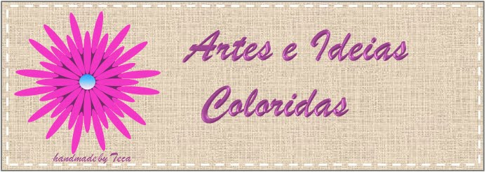 artes e ideias coloridas