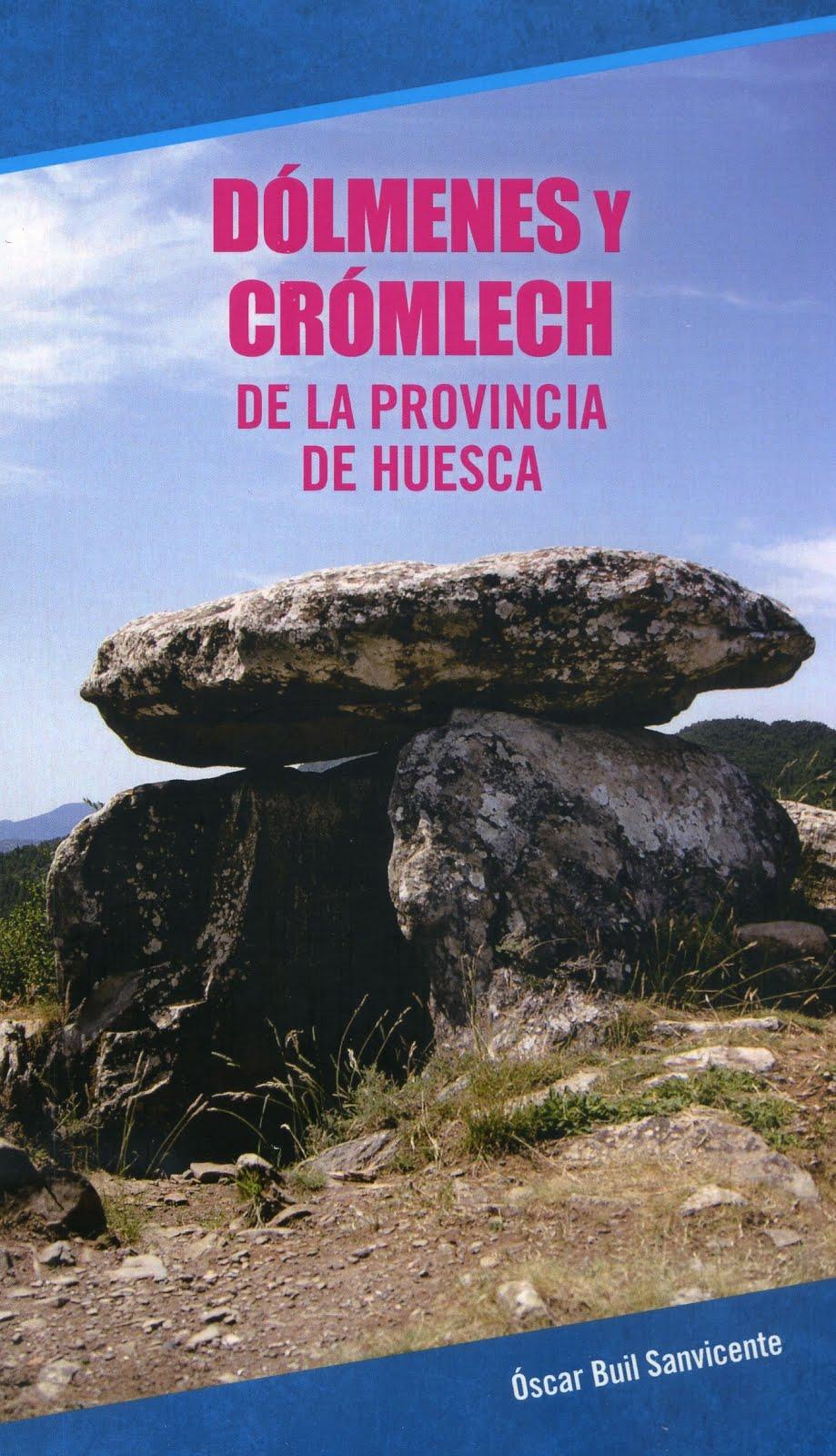 Dolmenes y crómlech de la provincia de Huesca