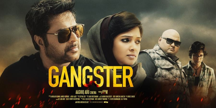 Watch Gangster (2014) Malayalam Movie Watch Online