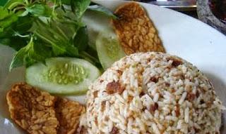 nasi liwet ikan