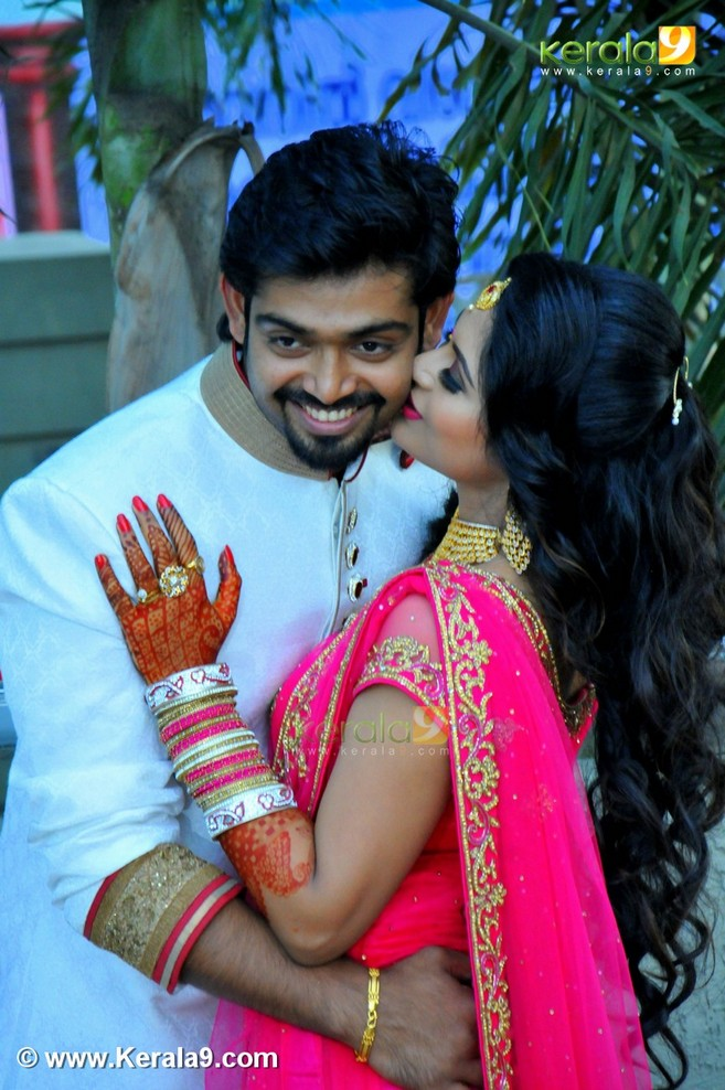Malayalam serial actress arya wedding