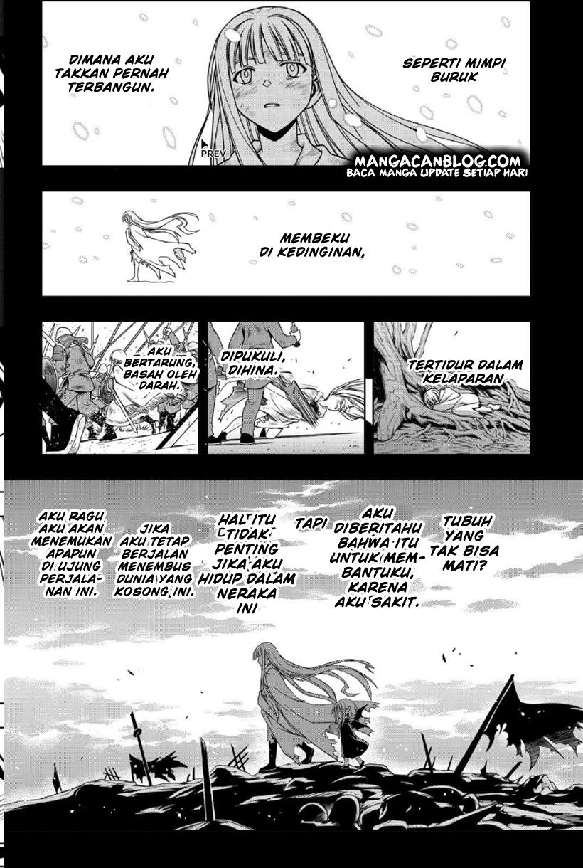 Komik uq holder 083 - sleeping beauty 84 Indonesia uq holder 083 - sleeping beauty Terbaru 13|Baca Manga Komik Indonesia