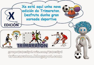 Blog Oficial Trimaraton