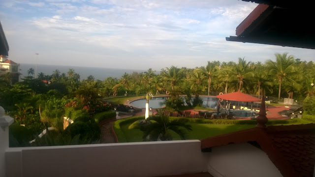Holiday at Varkala, Gateway Taj
