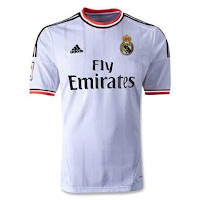 Jersey Real Madrid 2013 2014