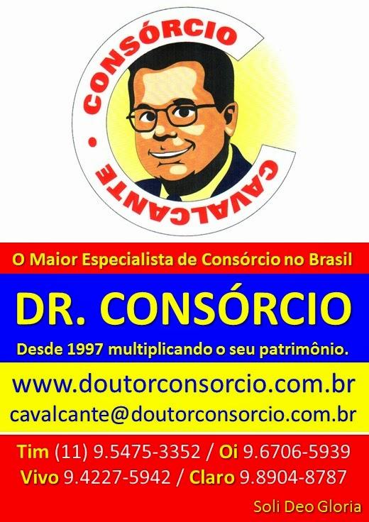 Dr. Consórcio - O Maior Especialista de Consórcio no Brasil.