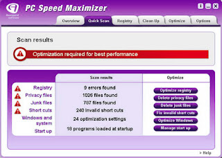 uk Avanquest PC Speed Maximizer v3.1.0.0  Incl Patch pk