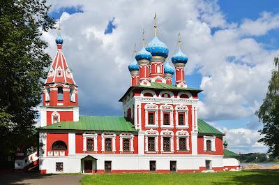 Catedral en Rusia