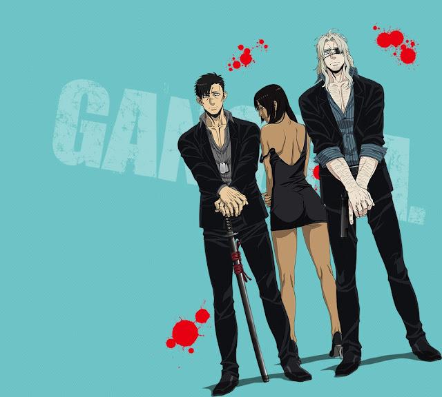 Anime Gangsta fecha de estreno