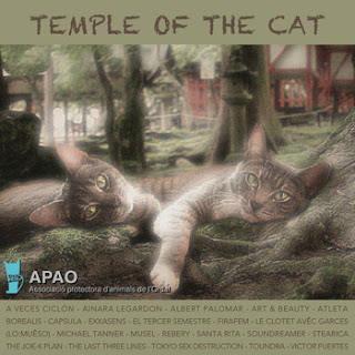 Temple Of The Cat