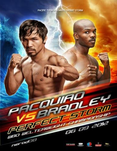 Manny Pacquiao vs. Timothy Bradley Live Stream