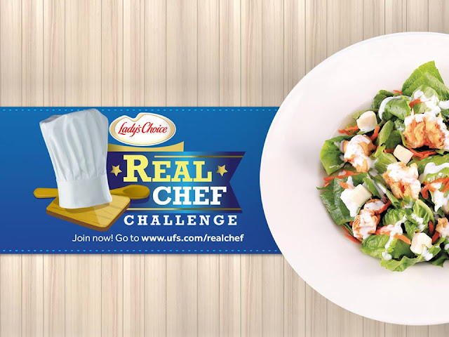 Lady's Choice Real Chef Challenge