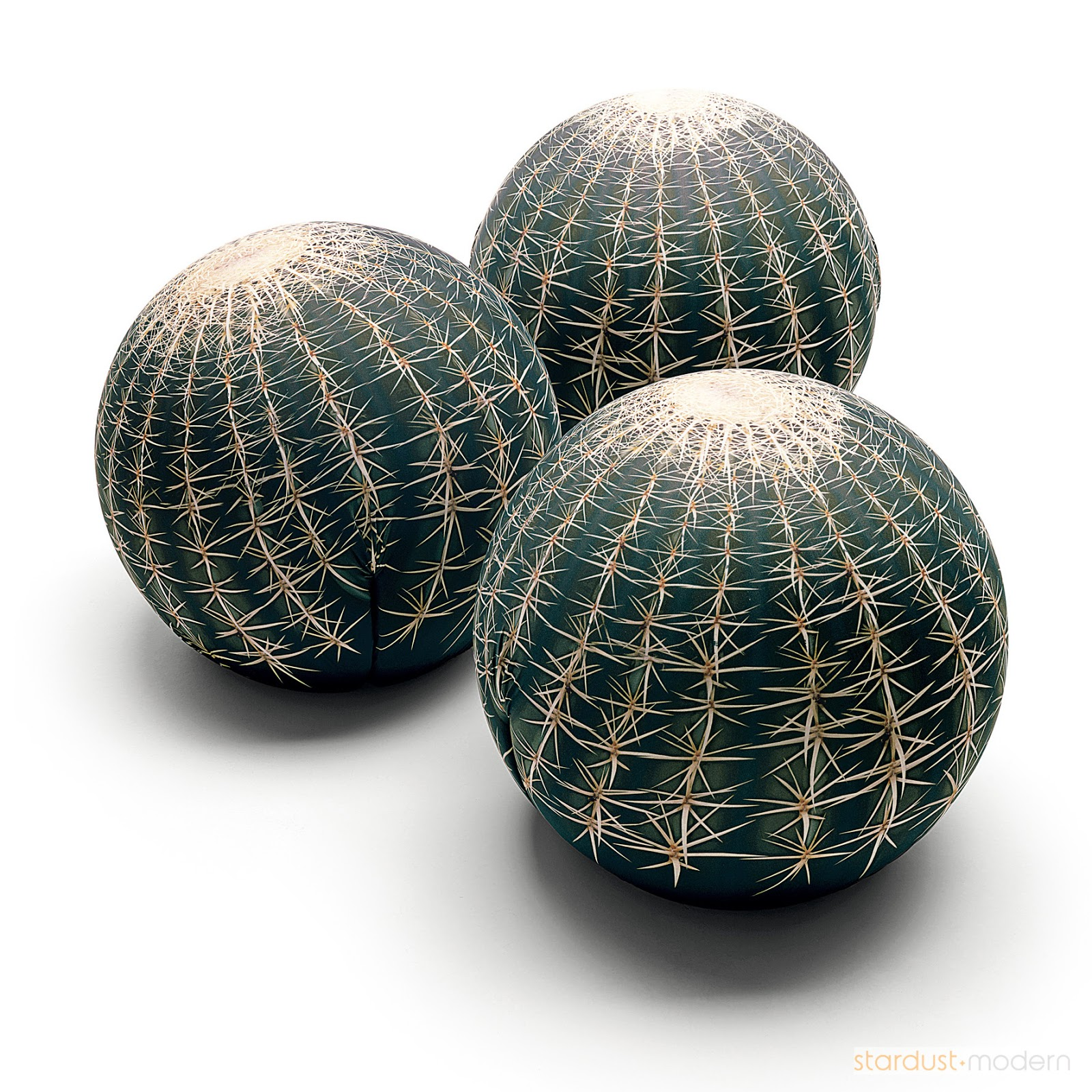 cactus pouf by cerruti baleri modern pouf cactus. Black Bedroom Furniture Sets. Home Design Ideas
