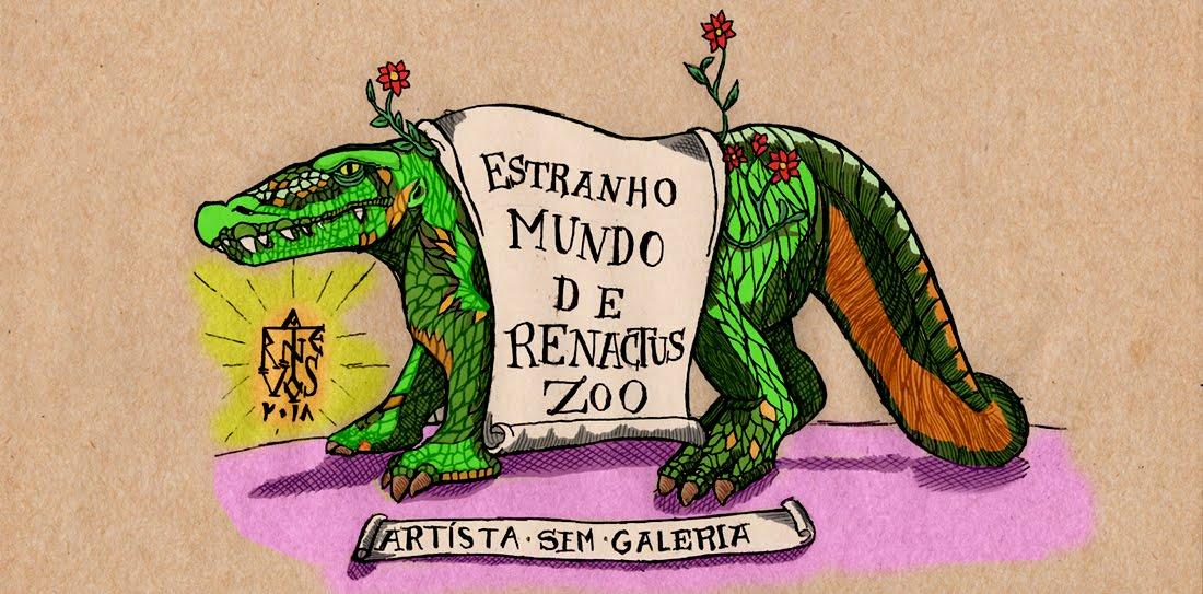 Estranho Mundo de Renactus Zoo