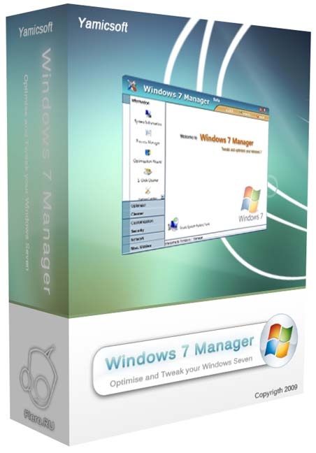 ������ Windows Manager ������ ������